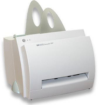 HP LaserJet 1100 Printer Picture