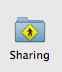 Sharing Control Panel