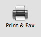 HP Color LaserJet 2600n MacOS Installation Print and Fax