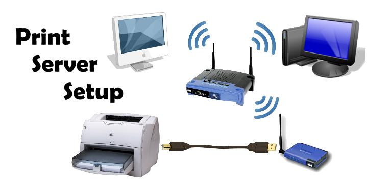 How to connect a usb printer to computer